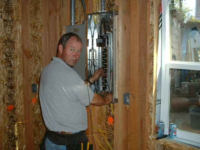 Southern Oregon Residential Electrician Murphy Electric